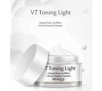 BIOAQUA V7 Toning Light Cream - Malaysia