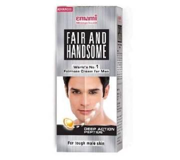 Emami Fair & Handsome Cream - 30gm - India