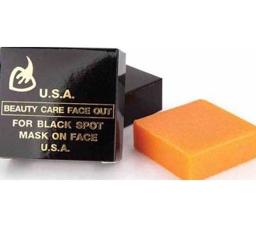 U.S.A Beauty Care Face Out Soap