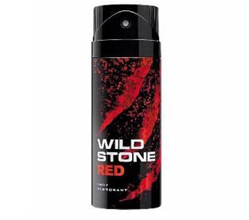 Wild Stone RED বডি স্প্রে ফর মেন - ১৫০মিলি. (ইন্ডিয়া)