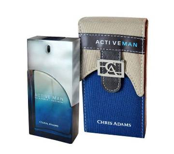 Chris Adams Active Man পারফিউম ১০০মিলি. (UAE)