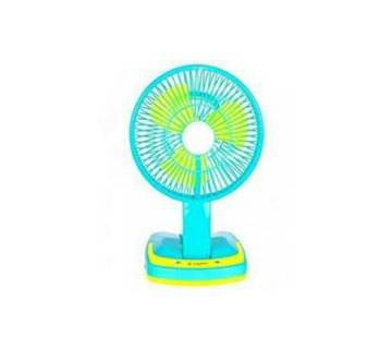 Sun-Moon Rechargeable Fan and Light