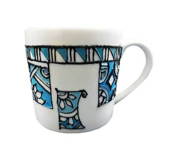 Lucrative and Compleletley hand made designed Mug