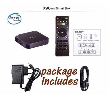 X96M Android 7.1 2G + 16G TV Box