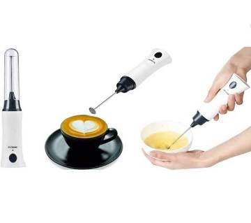 Rechargeable Coffee Mixer