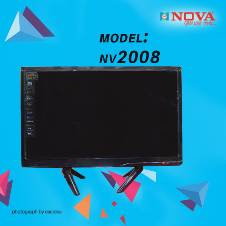 "Nova nv2008 LED টিভি 20"""