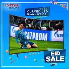 Nova Full HD LED TV (NV-4004) 40 Inch