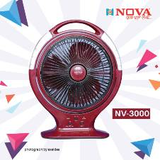 Nova NV-3000 Rechargeable Fan