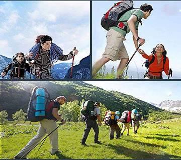 Xiaguang 4-Step অ্যাডজাস্টেবল এন্টি-শক ওয়াকিং স্টিক