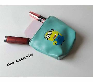 Mini minion ladies handbag