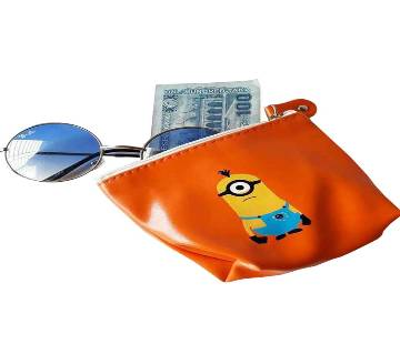 Mini minion ladies handbag