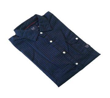 Full Sleeve Shirt Blue Strip