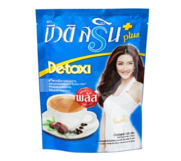 Slimming Ditoxi Coffee Set (Thailand)