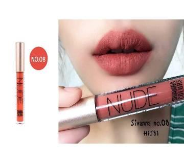 Sivanna Colors Luxury Matte Lip Liquid (Thailand)