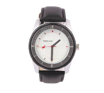 FAst track round Shaped Mens Wrist watch -Copy