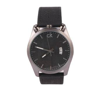 ck round Shaped Wrist watch for men -Copy