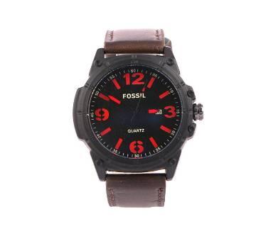 FOSSIL Round Shape Watch Copy