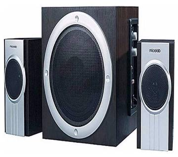 Microlab TMN-1 Powerful 2.1 Subwoofer Speaker System