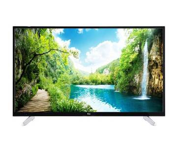 "TLC  43"" Basic Multimedia LED TV (5 Year Warranty)"