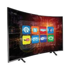 "TLC 3D 4K 40"" Curved ANDROID Smart TV"