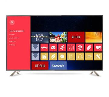 """TLC 65"""" 2160p-4K Smart Android TV"""