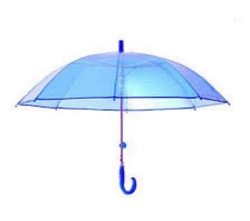 Smart Transparent moon umbrellas