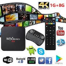 MXQ Pro অ্যান্ড্রয়েড TV বক্স