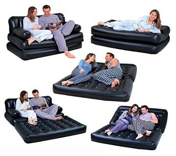 5 in 1 Inflatable sofa