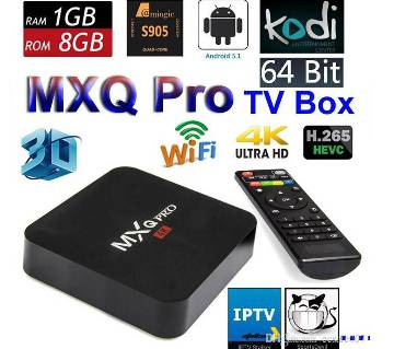 14% MXQ PRO 4K Android Smart TV Box
