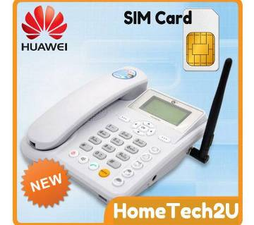 HUAWEI GSM Telephone set - sim supported