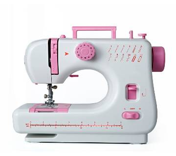 Sewing machine jysm 605 with 12 Sewing options - pink