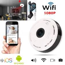3D Panoramic Camera Wifi Camera 360 Degree
