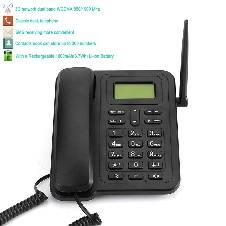 Banco GSM ডুয়াল সিম ডেস্ক টেলিফোন