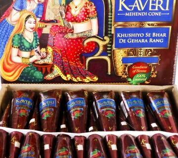 Kaveri মেহেদী (১ পিস) INDIA