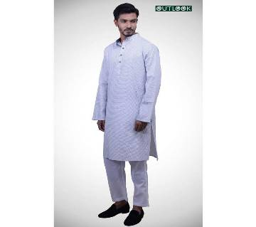 Outlook Cotton Punjabi For Men