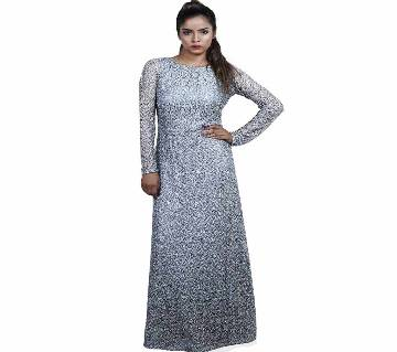 Outlook Lace Fabric Long Dress for Women