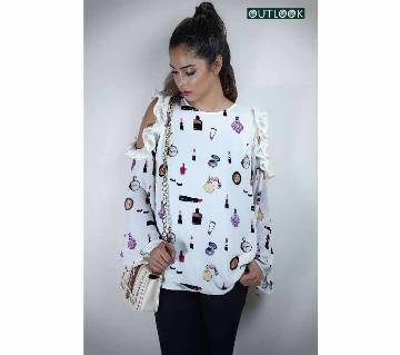 Outlook Western Fashion Top for Women