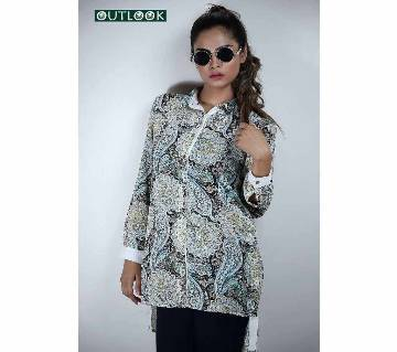 Outlook Printed Western Fashion Top for Women