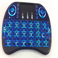 Mini Bluetooth Keyboard With Touch Pad