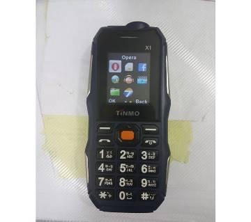 Tinmo X1 ৪ সিম 6300mAh পাওয়ার ব্যাংক কাম মোবাইল