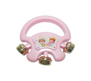 Baby Hand Shaking Bells Monkey