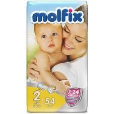 Molfix 2 Mini, 03-06kg, 54pcs