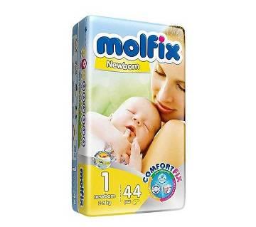 Molfix Twin New Born Belt ডাইপার 2-5 Kg - 44 Pcs