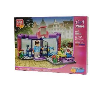 Block Tech Girl Time Cafe Retreat