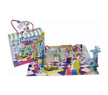 Grafix 3D Shopping Centre Puzzle