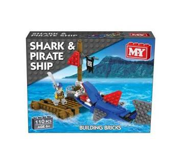 M.Y Shark Attack Set Puzzle