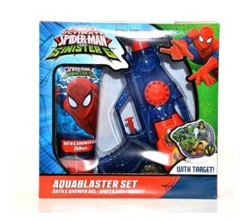 Marvel Spiderman Aqua Blaster Set