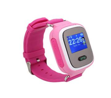 Q60 Waterproof Anti-lost Kid Gift Watch for Android iOS