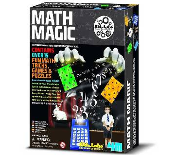 Math Tricks Games and Puzzles