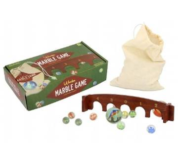 Wooden Marble Game